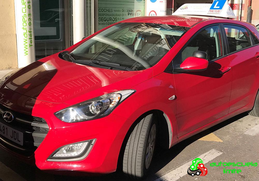 Aprobar examen conducir autoescuela Salamanca